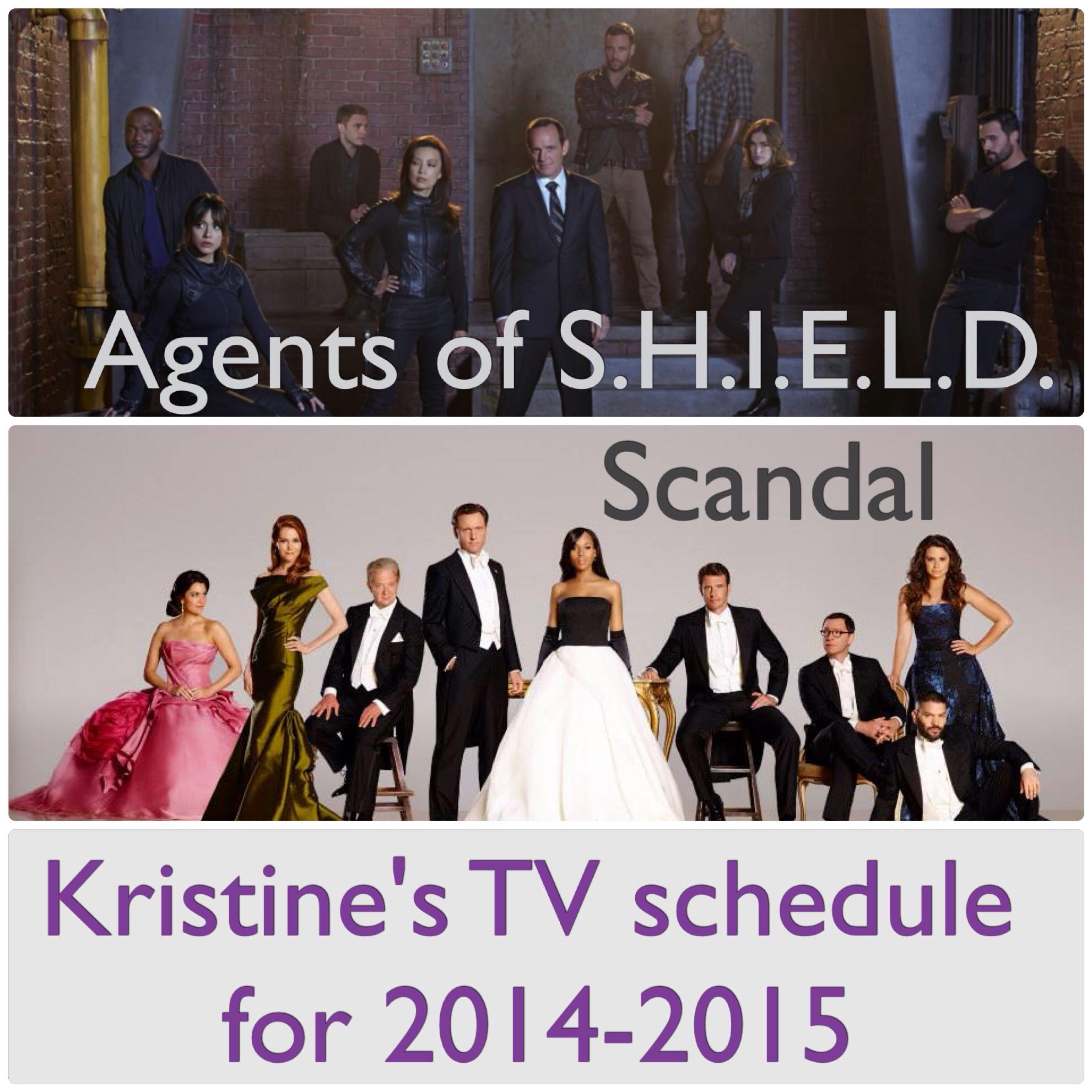 TV season 2014-2015