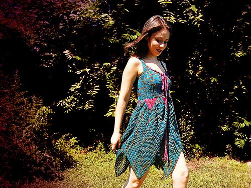 kristine favorited Faerie Dress by Shiri Mor