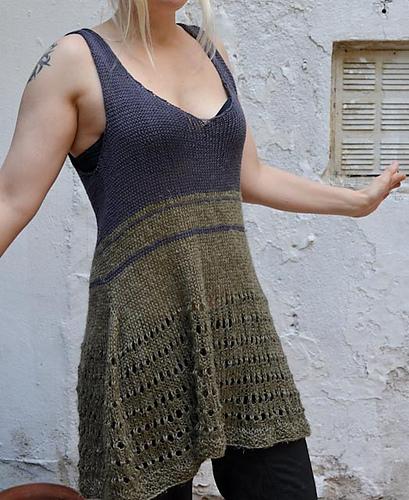 kristine favorited Adria Tunic by Petra Breakstone