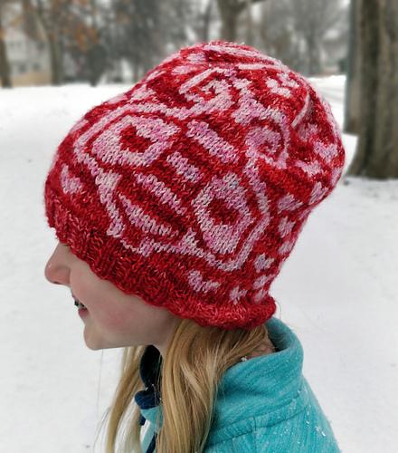 kristine favorited Bee Mine Hat by Megan Williams