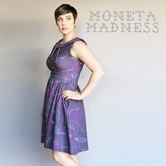 Moneta Dress by Colette Patterns