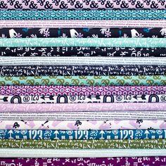 Typography - Cloud9 Fabrics